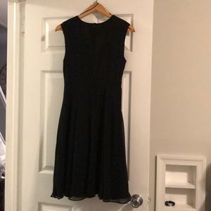 Zara Dresses - Black Evening Dress